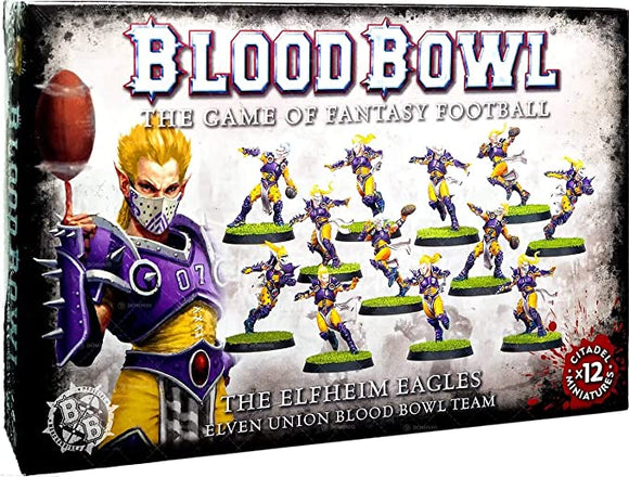 The Elfheim Eagles - Elven Union Blood Bowl Team