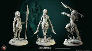 Female Troll - March Release