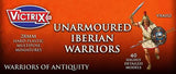 Iberian unarmoured warriors wargames tabletop