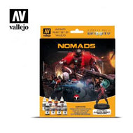 Vallejo Model Color Set - Infinity Panoceania Exclusive Model set