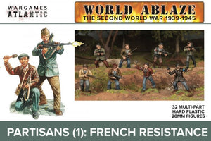 WAAWA001 - Partisans (1) French Resistance