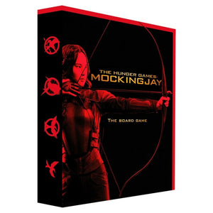 The Hunger Games-Mockingjay-The Board Game