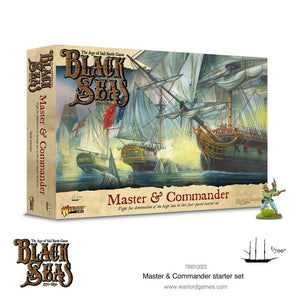 Warlord Games Black Seas Master and Commander Starter Set - 791510001