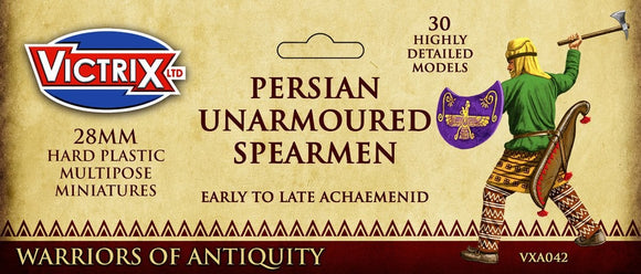 bristolindependentgaming-historical-miniatures-persian unarmoured spearmen