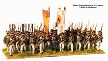 Load image into Gallery viewer, Perry Miniatures- Napoleonic Russian  Infantry 1809-1814