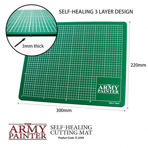 Army Painter- Self Healing Cutting Mat