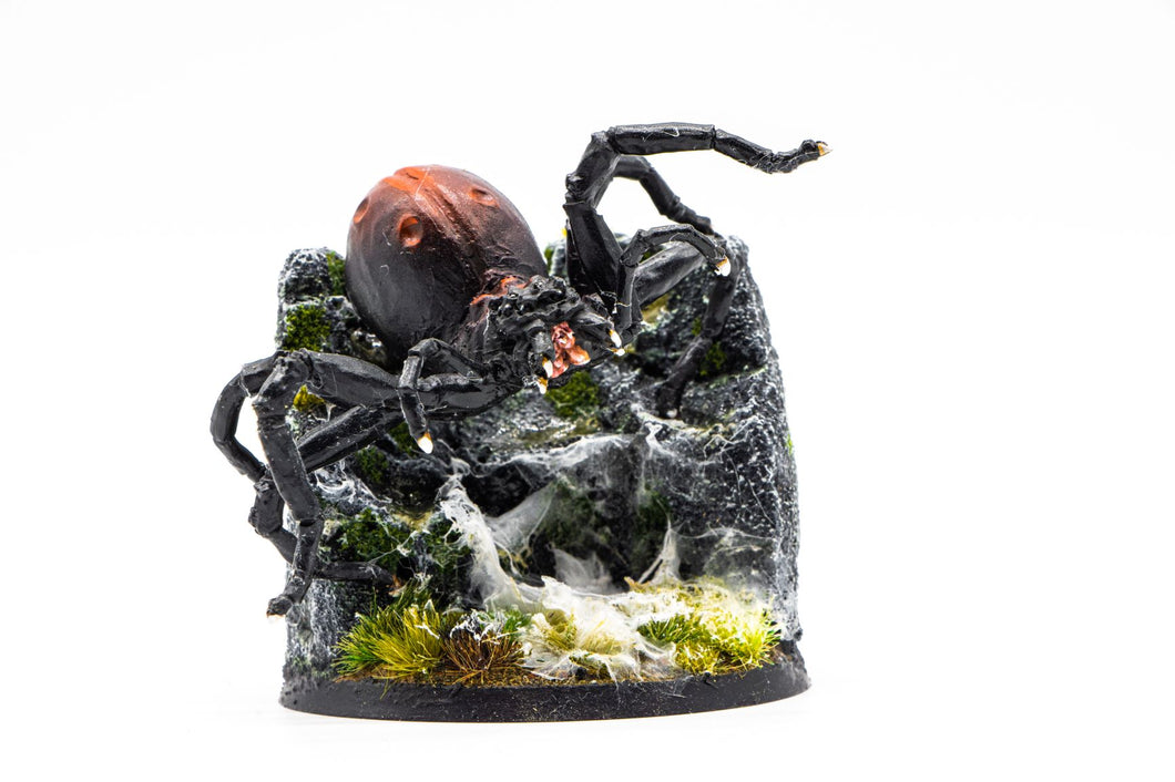 Shelob-Bristol Independent Gaming-Painted miniatures