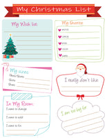 My Christmas List for Teens