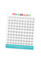 Pounds Loss Chart