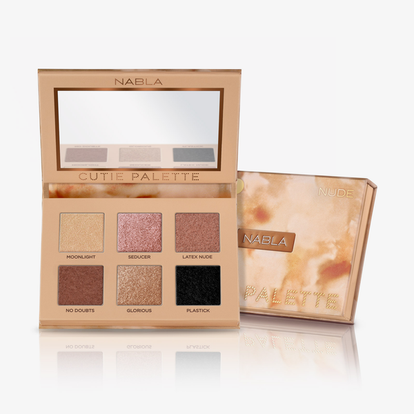 Nabla Cosmetics - Nude Cutie Palette Eye Shadow