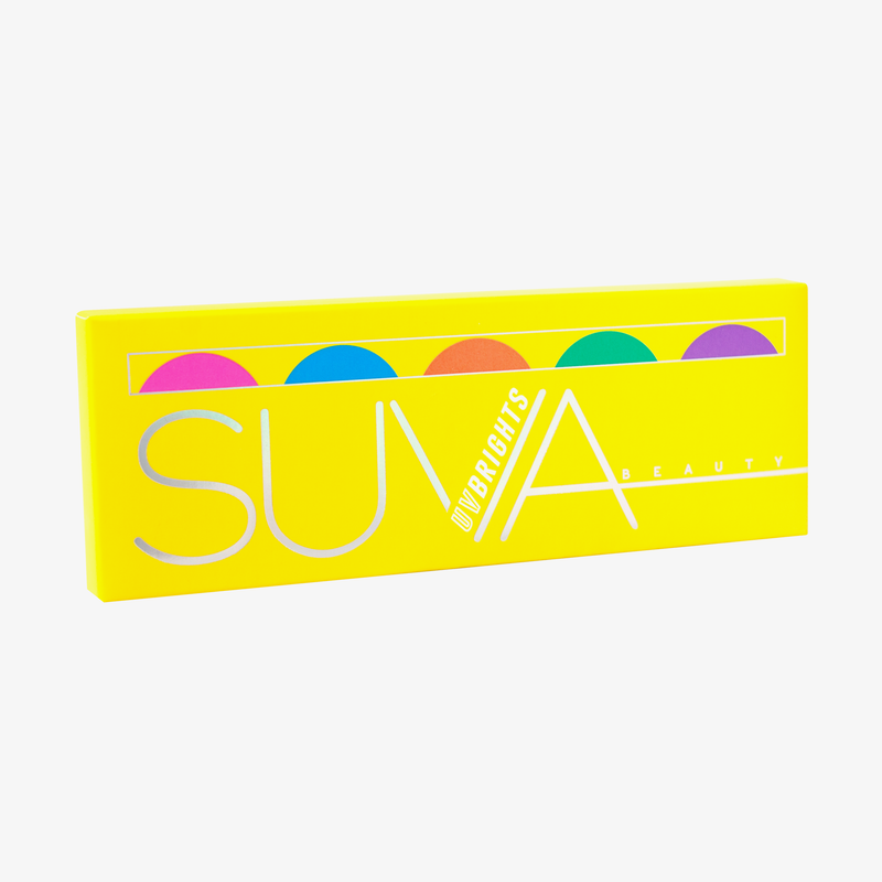 SUVA Beauty | UV Brights - Hydra FX Palette