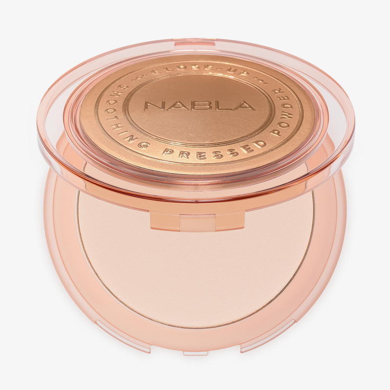 Nabla Cosmetics - Light CloseUp Smoothing Pressed Powder Puder