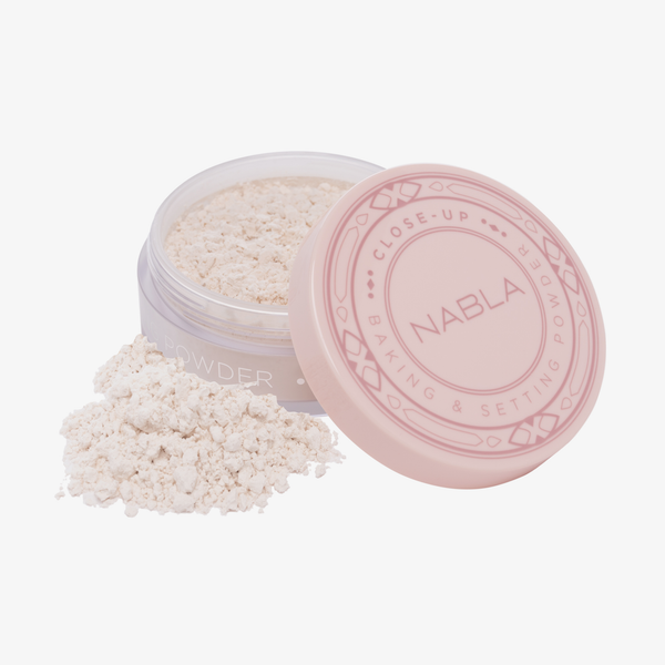 Close-Up Baking & Setting Powder Translucent