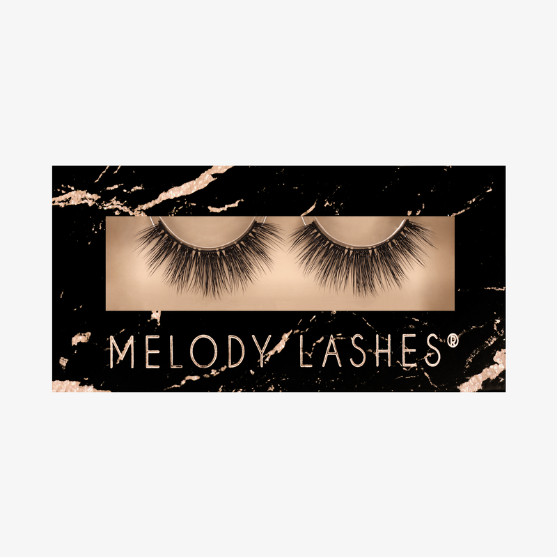 Melody Lashes - Sexy Li Synthy Collection Lashes Künstliche Wimpern