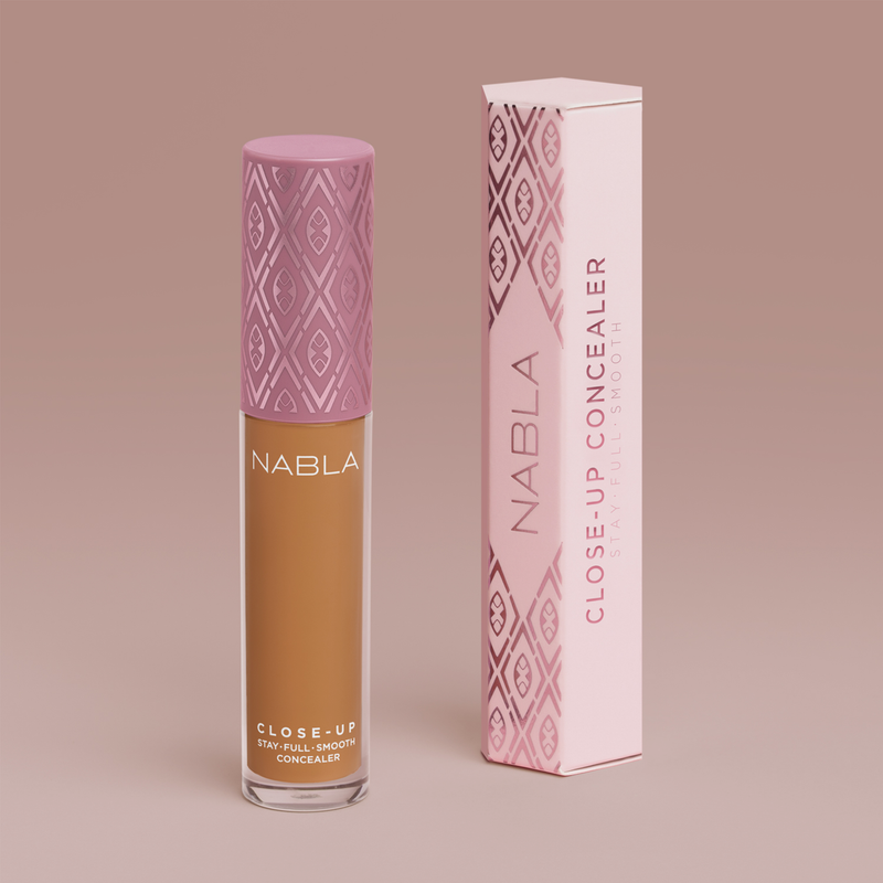 Nabla Cosmetics - Warm Honey CloseUp Concealer Grundierungen & Concealer