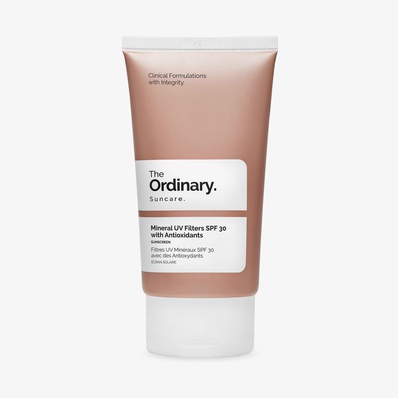 The Ordinary - Mineral UV Filters SPF 30 with Antioxidants 50ml Sonnencreme