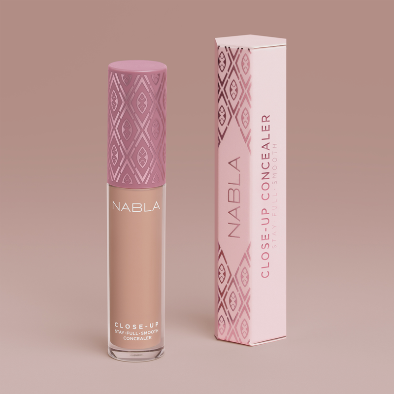 Nabla Cosmetics - Light Peach CloseUp Concealer Grundierungen & Concealer