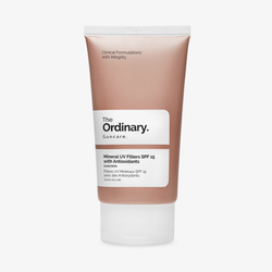 The Ordinary - Mineral UV Filters SPF 15 with Antioxidants 50ml Sonnencreme