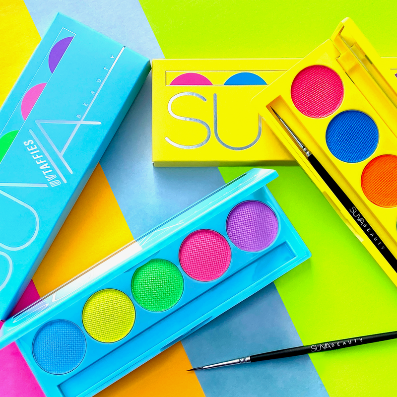 SUVA Beauty | UV Taffies - Hydra FX Palette