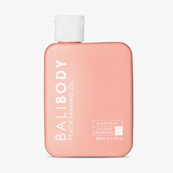 Bali Body | Tanning and Body Oil SPF6 Peach