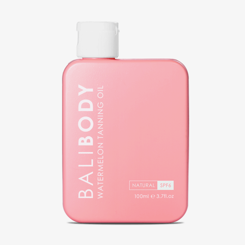 Bali Body | Tanning and Body Oil SPF6 Watermelon