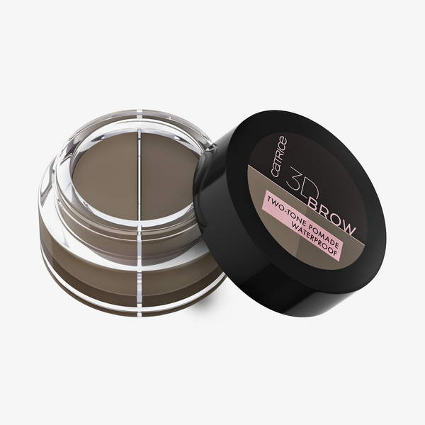 Catrice Cosmetics | Catrice 3D Brow Two-Tone Pomade Waterproof 010