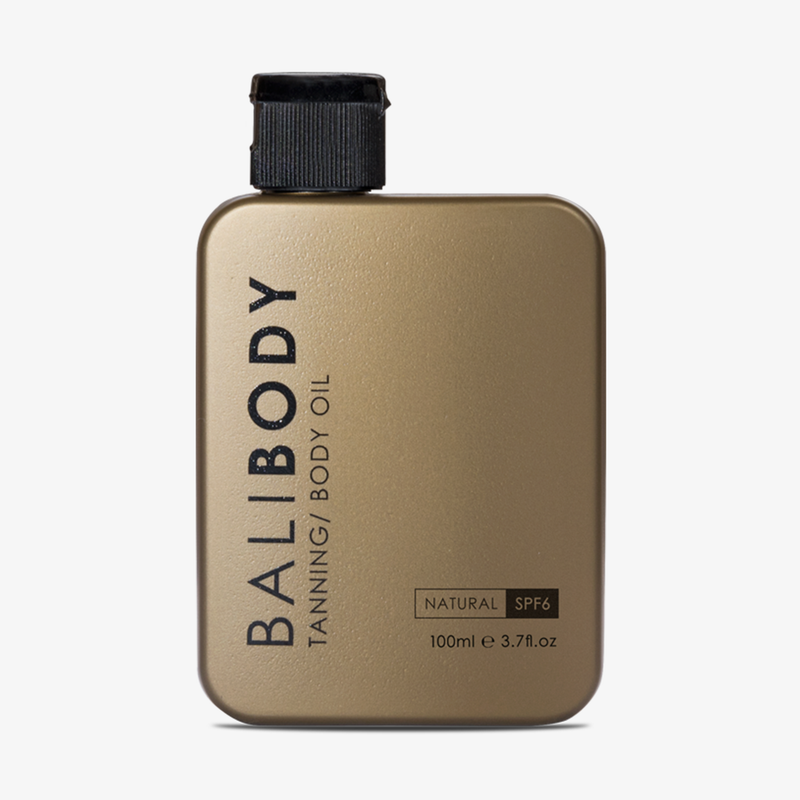 Bali Body | Tanning and Body Oil SPF6 Natural