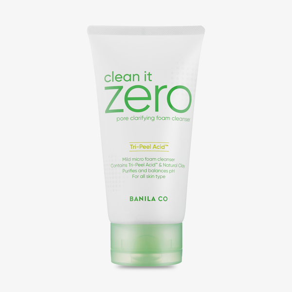 Banila Co. | Clean It Zero Foam Cleanser Pore Clarifying