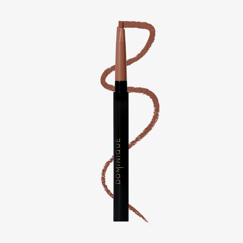Dominique Cosmetics | Creamy Fill And Define Lip Liner Nudie