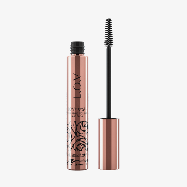 L.O.V Cosmetics | L.O.V LOVROSE Sculpting Volume Mascara 100