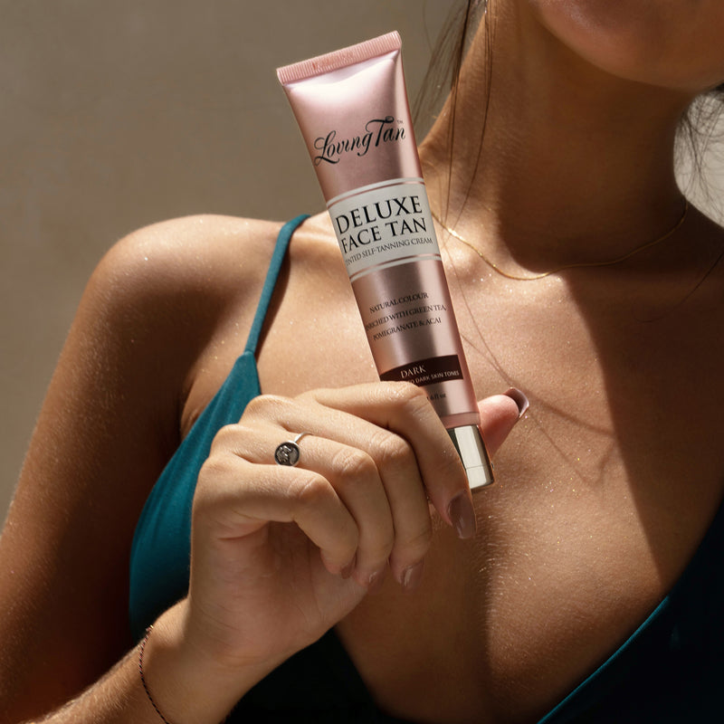 Loving Tan | Deluxe Face Tan Dark