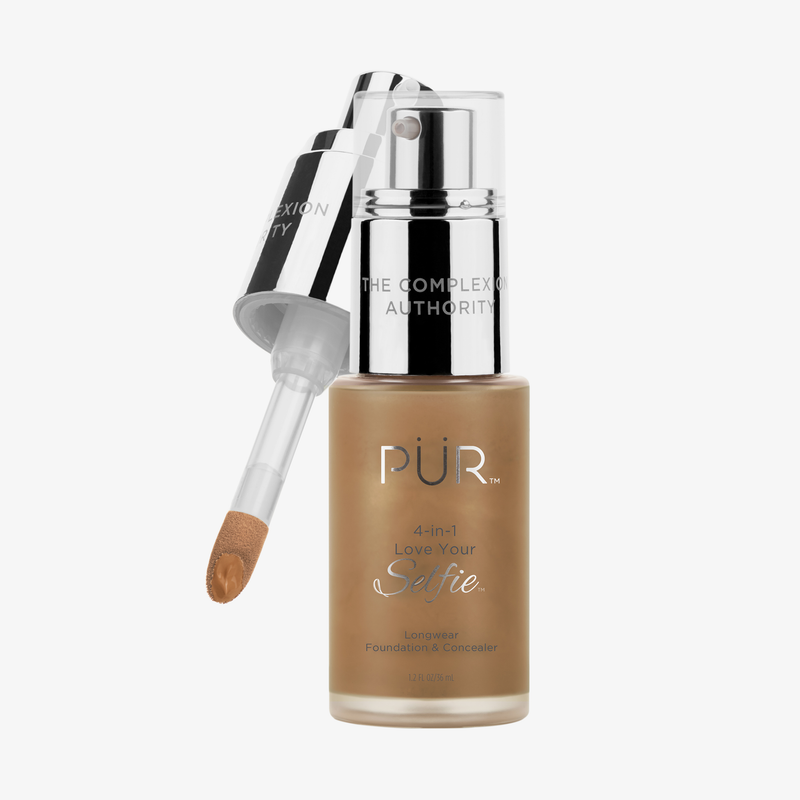 Pür Cosmetics | 4-in-1 Love Your Selfie™ Longwear Foundation & Concealer DG3