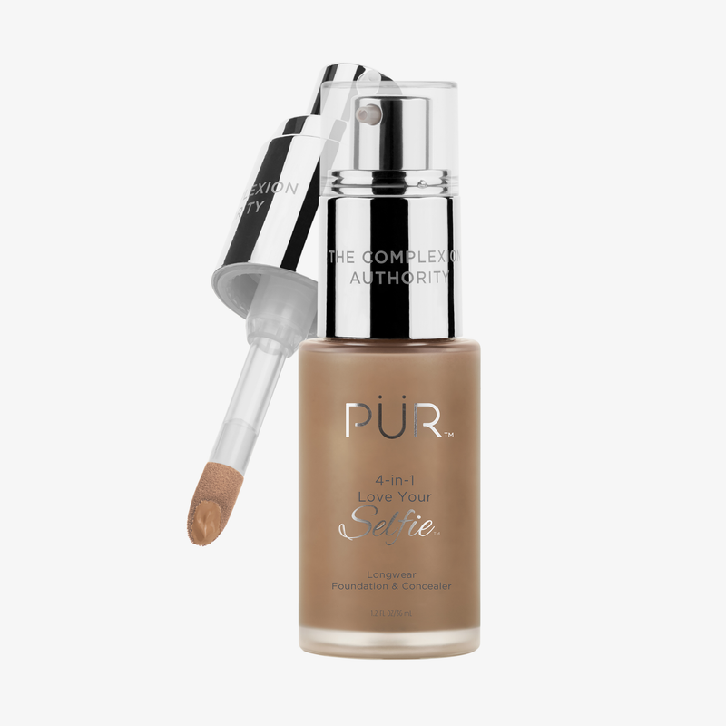 Pür Cosmetics | 4-in-1 Love Your Selfie™ Longwear Foundation & Concealer DN2