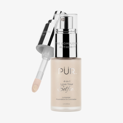 Pür Cosmetics | 4-in-1 Love Your Selfie™ Longwear Foundation & Concealer LP4