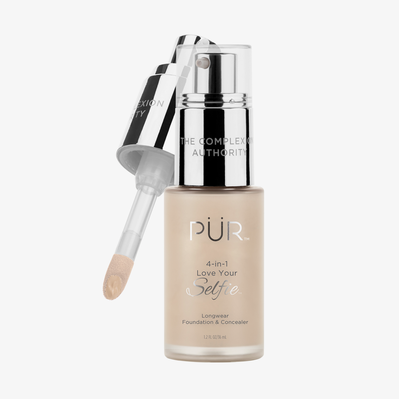 Pür Cosmetics | 4-in-1 Love Your Selfie™ Longwear Foundation & Concealer MG2