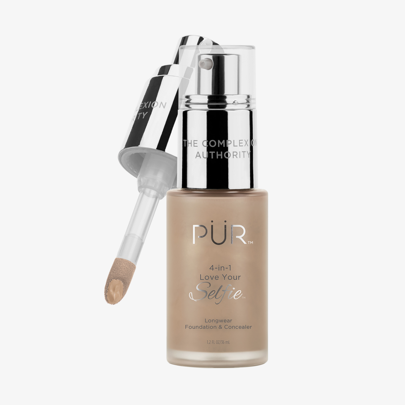 Pür Cosmetics | 4-in-1 Love Your Selfie™ Longwear Foundation & Concealer TN3