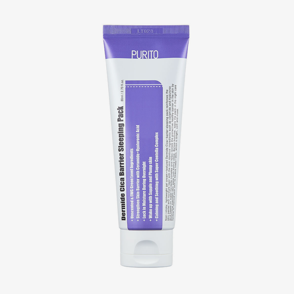 Purito | Dermide Cica Barrier Sleeping Pack