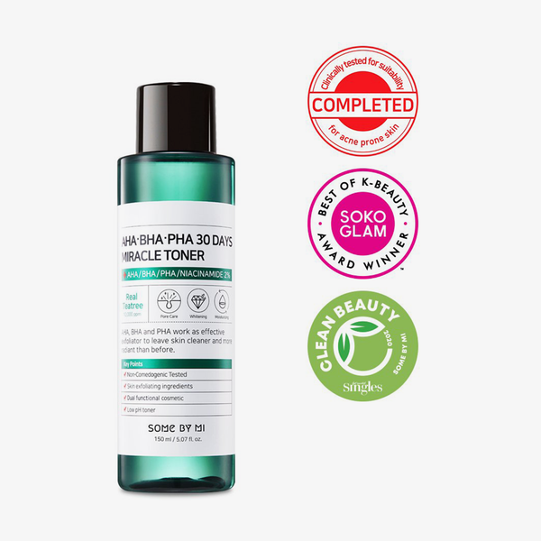Some By Mi | AHA-BHA-PHA 30 Days Miracle Toner