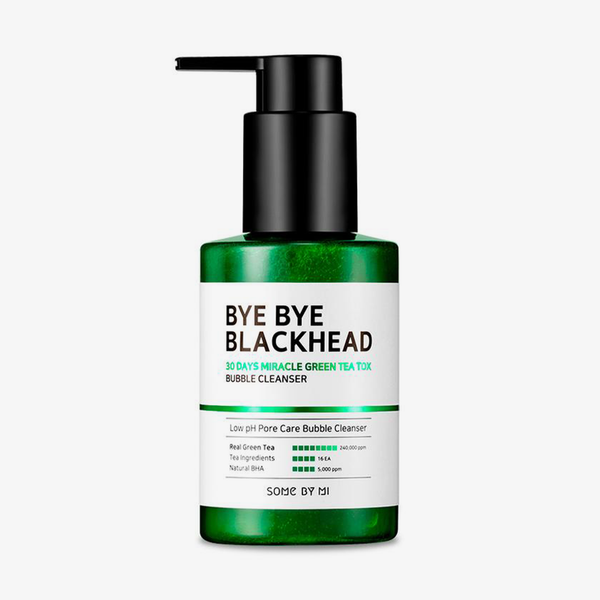 Some By Mi | Bye Bye Blackhead 30 Days Miracle Green Tea Tox Bubble Cleanser