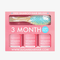 Sugarbearhair Womens Multi Vegan Mulitvitamin 3 Months