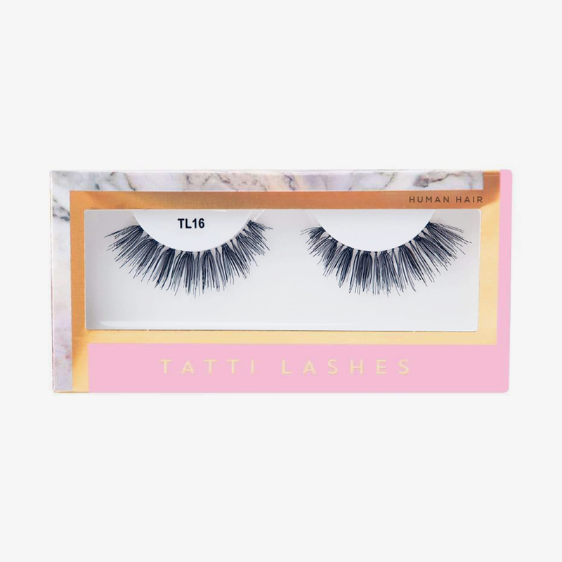 Tatti Lashes | 3D Brazilian Silk Lashes TL16