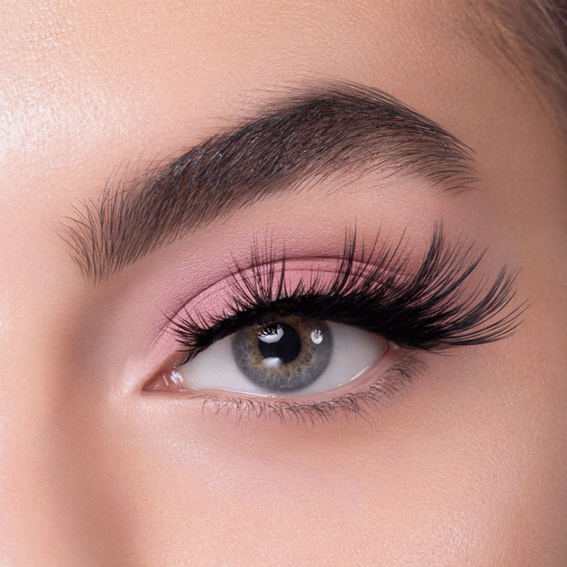 Melody Lashes - Fancy Synthy Collection Lashes Künstliche Wimpern