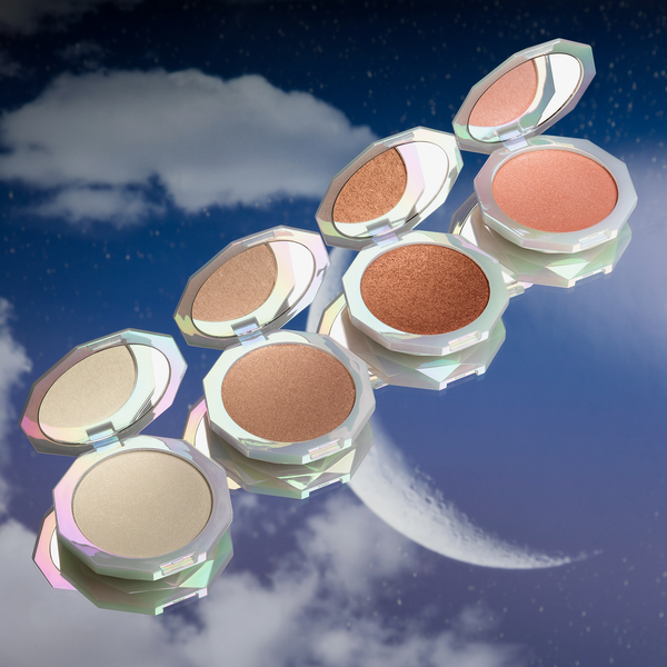 Lunar Beauty - Moon Prism Powder Highlighter & Luminizer