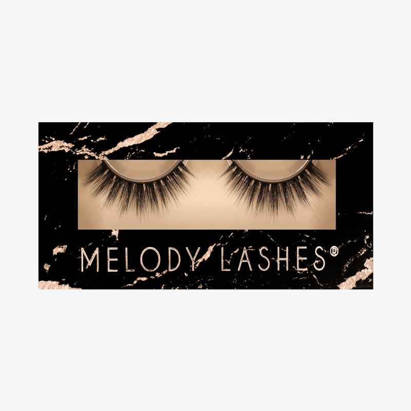 Melody Lashes - Cutie Synthy Collection Lashes Künstliche Wimpern