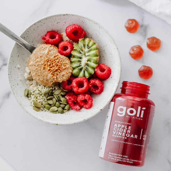 Golí Nutrition | Apple Cider Vinegar Gummies