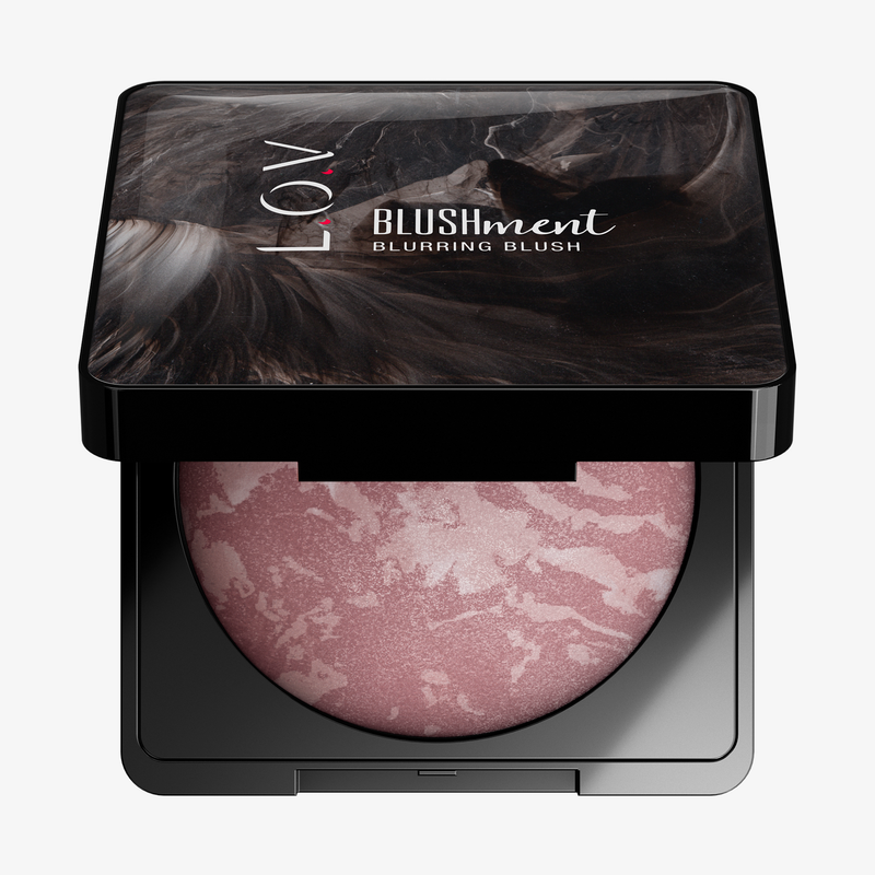 L.O.V Cosmetics | L.O.V BLUSHMENT Blurring Blush 030