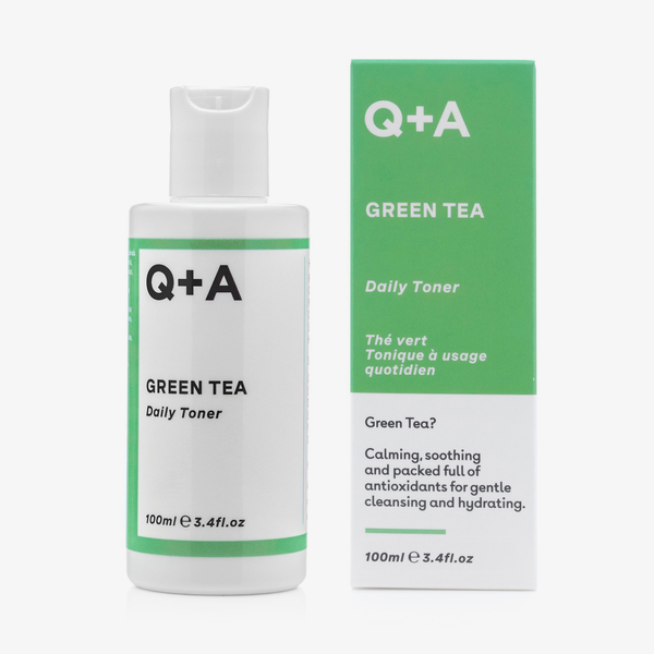 Q + A Skin | Green Tea Toner