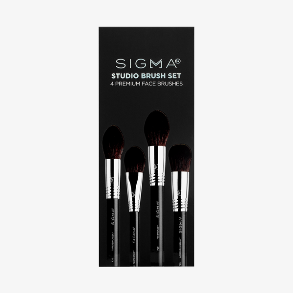 Sigma Beauty | Studio Brush Set