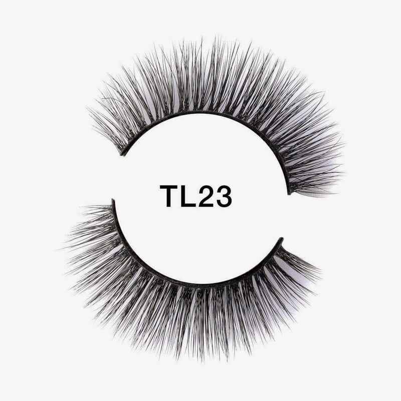 Tatti Lashes | 3D Brazilian Silk Lashes TL23