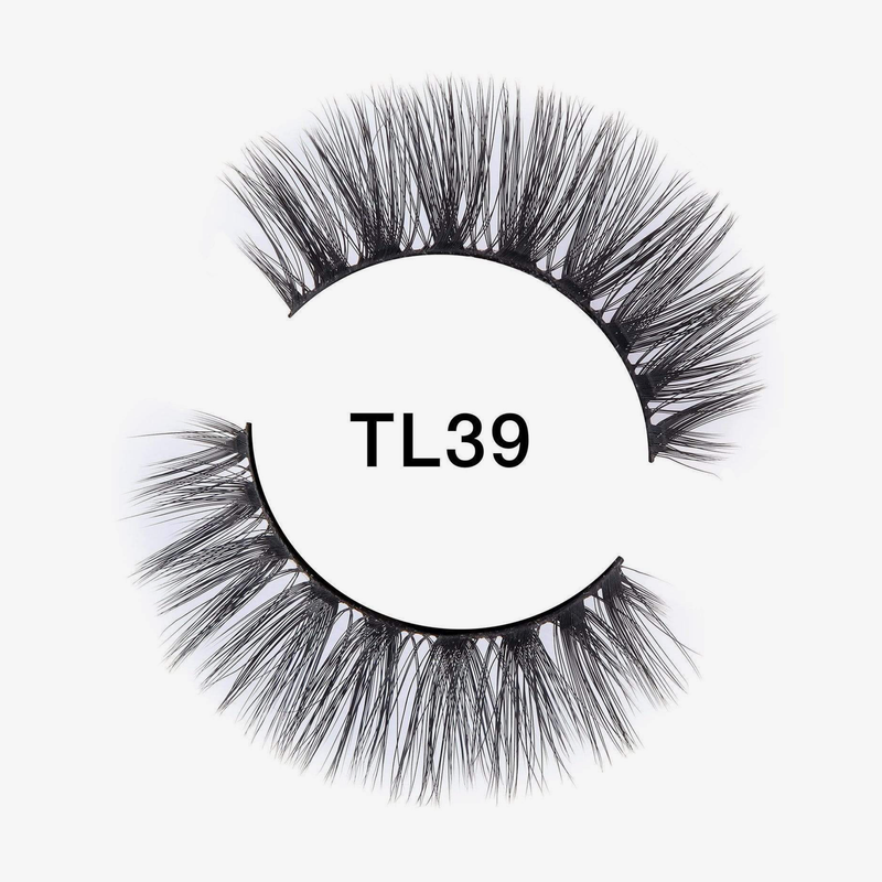 Tatti Lashes | 3D Brazilian Silk Lashes TL39